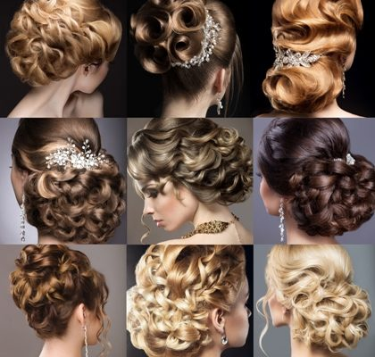 How to Care For Natural Hair Wedding Hairstyles