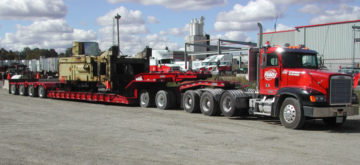 Why You Should Hire a Heavy Equipment Transportation Contractor